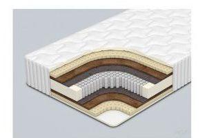 Удобный матрас с независимым блоком Элит-7 - Мебельная фабрика «Nord West»
