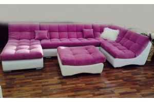 Удобный модульный диван Лорд - Мебельная фабрика «Нэнси»