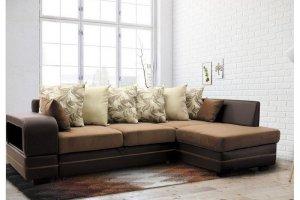 Удобный угловой диван Крит - Мебельная фабрика «Мирелла», г. Санкт-Петербург