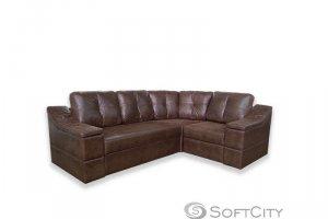 удобный угловой диван Неаполь - Мебельная фабрика «Софт Сити»