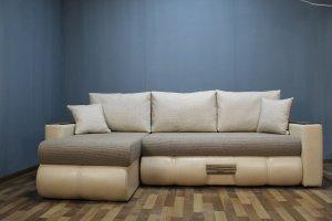 Угловой диван  Стиль 7тт - Мебельная фабрика «Волга»