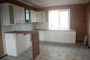 Угловая белая кухня - Мебельная фабрика «ДОН-Мебель»