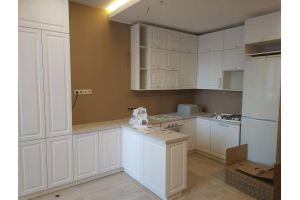 Угловая белая кухня - Мебельная фабрика «Мебель Сычёв»