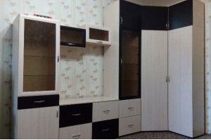 Угловая гостиная светлая - Мебельная фабрика «Народная мебель»