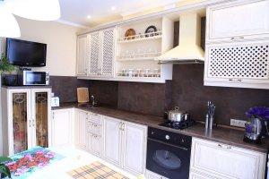 Угловая классическая кухня - Мебельная фабрика «ДОН-Мебель»