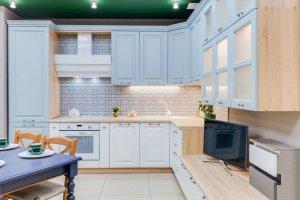 Угловая классическая кухня - Мебельная фабрика «ВерноКухни»