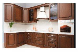 Угловая классическая кухня Верона - Мебельная фабрика «Хомма»