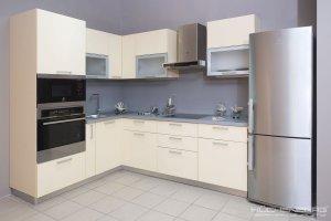 Угловая компактная кухня LOFT - Мебельная фабрика «KUCHENBERG»