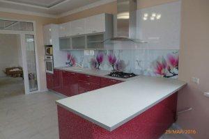 Угловая красивая кухня - Мебельная фабрика «ДОН-Мебель»