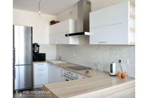 Угловая кухня 003 - Мебельная фабрика «Ре-Форма»