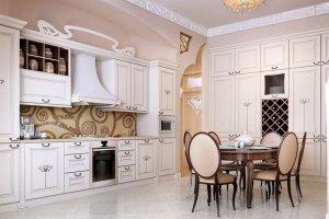 Угловая кухня 004 - Мебельная фабрика «МЕБЕЛИАНА»