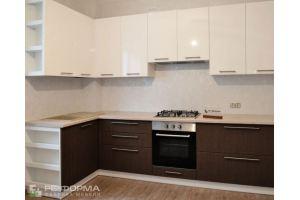 Угловая кухня 005 - Мебельная фабрика «Ре-Форма»