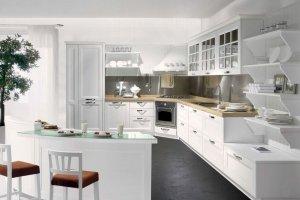 Угловая кухня 007 - Мебельная фабрика «МЕБЕЛИАНА»