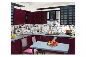 Угловая кухня 01 - Мебельная фабрика «Даурия»