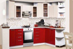 Угловая кухня 11 - Мебельная фабрика «Модерн»