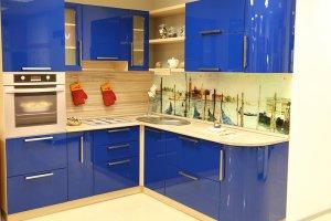 Угловая кухня 13 - Мебельная фабрика «Модерн»