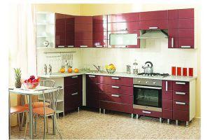 Угловая кухня 15 - Мебельная фабрика «Модерн»