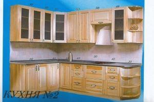 Угловая кухня 2 - Мебельная фабрика «Mebilius»