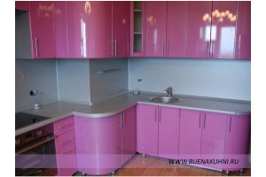 Угловая кухня  - Мебельная фабрика «Buena»
