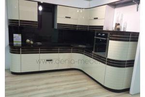 Угловая кухня - Мебельная фабрика «Дэрия»