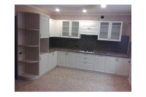 Угловая кухня - Мебельная фабрика «Уют»