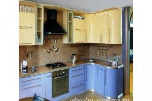 Угловая кухня - Мебельная фабрика «Абсолют»
