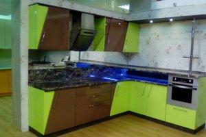 Угловая кухня - Мебельная фабрика «Формула уюта»