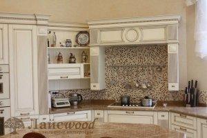 Угловая кухня - Мебельная фабрика «Лайс Wood»