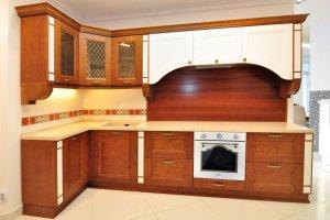 Угловая кухня - Мебельная фабрика «Оранжевый Кот»