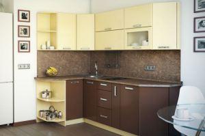 Угловая кухня - Мебельная фабрика «Тамбовская Мебельная Компания (ТМК)»