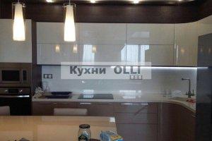 Угловая кухня - Мебельная фабрика «Кухни OLLI»