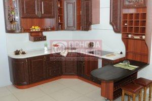 Угловая кухня - Мебельная фабрика «Основа-Мебель»