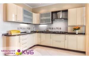 Угловая кухня - Мебельная фабрика «КУБ»