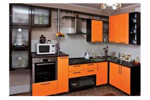 Угловая кухня Анжелика - Мебельная фабрика «Формула Уюта»