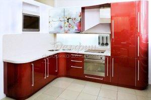 Угловая кухня - Мебельная фабрика «Дельфин»