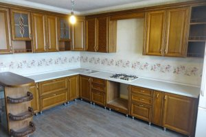 Угловая кухня - Мебельная фабрика «Meberotti»
