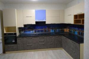 Угловая кухня - Мебельная фабрика «Аледо»