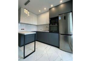 П-образная кухня - Мебельная фабрика «Элна»