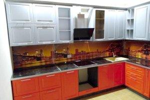 Угловая кухня - Мебельная фабрика «Меркурий»