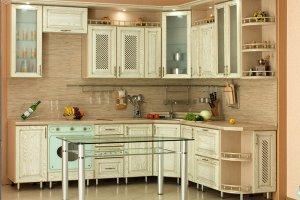 Угловая кухня 21 - Мебельная фабрика «Модерн»