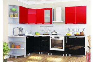 Угловая кухня 23 - Мебельная фабрика «Модерн»