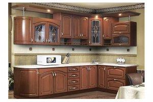Угловая кухня 24 Классика - Мебельная фабрика «Модерн»