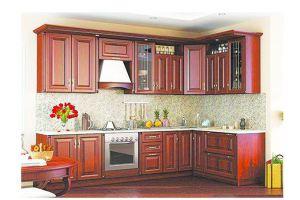 Угловая кухня 29 - Мебельная фабрика «Модерн»