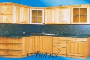 Угловая кухня 3 - Мебельная фабрика «Mebilius»