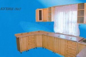 Угловая кухня 7 - Мебельная фабрика «Mebilius»