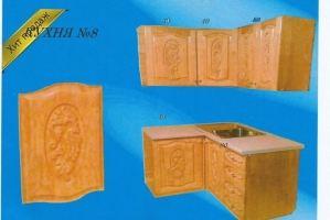 Угловая кухня 8 - Мебельная фабрика «Mebilius»