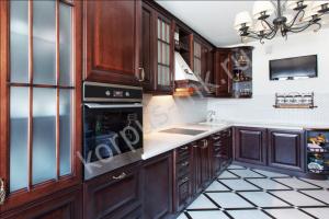 Угловая кухня Афина дуб - Мебельная фабрика «Корпус»