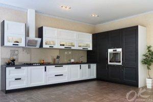 Угловая кухня АЛЬБА - Мебельная фабрика «Оранжевый Кот»