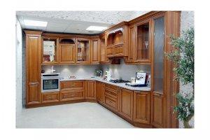 Угловая кухня АЛОРА - Мебельная фабрика «КухниДар»