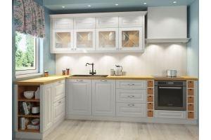 Угловая кухня Амели - Мебельная фабрика «GRETA»